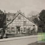 Eleonorenstraße - Zur Sonne 1911 (Bild: Geschichtswerkstatt)