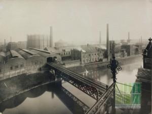 Glocksee Panorama um 1900 (Bild: Geschichtswerkstatt)