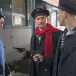 Karl Artelt führt den Kieler Matrosenaufstand an