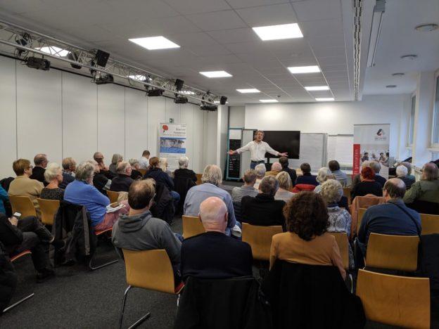 Rahmenprogramm mit Bengt Kiene